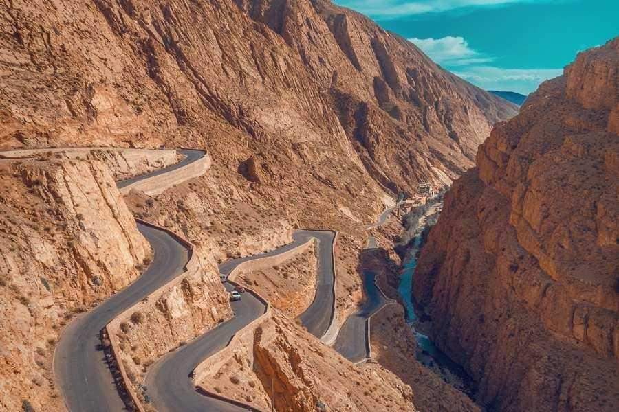Fin de año y Nochevieja en El Desierto de Marruecos