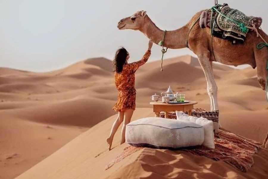 Excursión 5 Días Al Desierto De Merzouga Desde Marrakech
