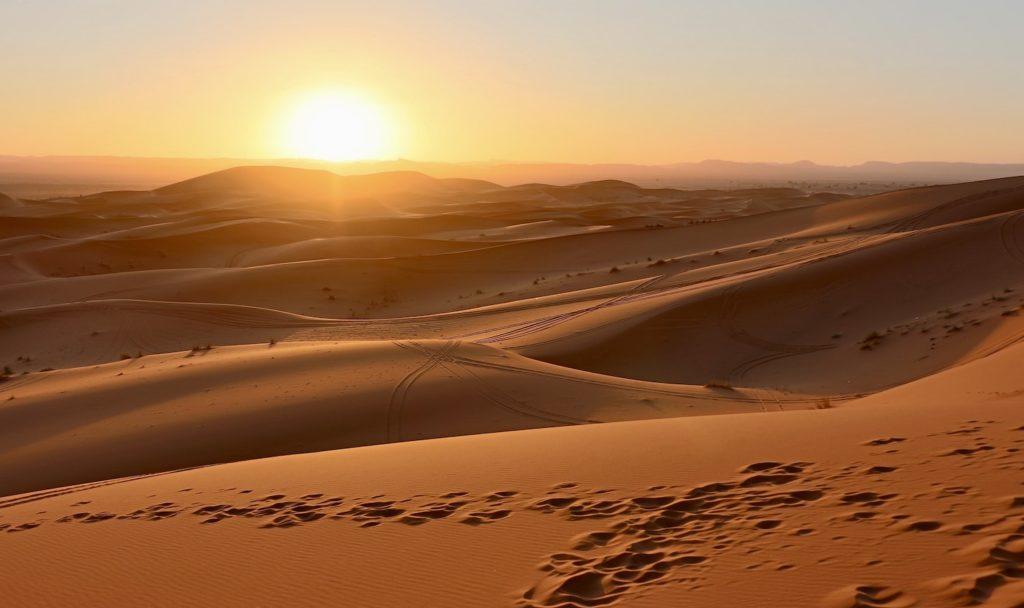 El Desierto Sahara